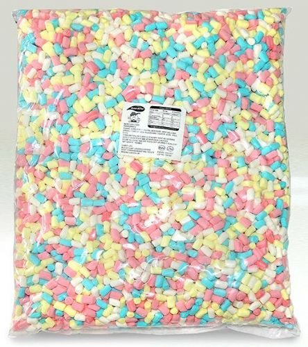 SWEETZONE MICRO COLOURED MALLOWS 1KG